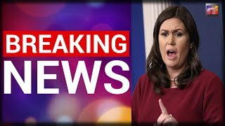 BOOM! WaPo CAUGHT Pushing Fake News, Then IMMEDIATELY Sarah Sanders Put Them in Their Place