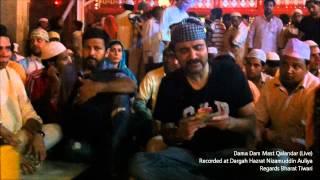 Dama Dam Mast Qalandar Live at Dargah Hazrat Nizamuddin Auliya