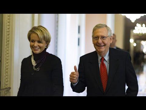 US Senate votes 51-49 to pass tax overhaul bill