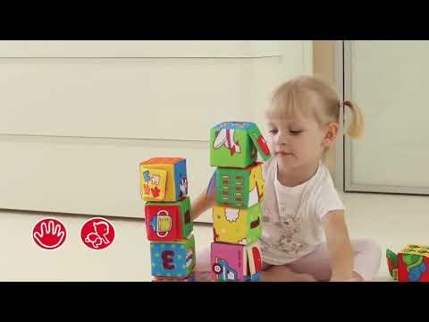 Набор развивающих кубиков Ks Kids