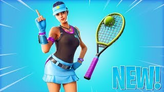 "NEW ""Volley Girl"" SKIN Coming to Fortnite Battle Royale! (Leaked Fortnite Skin)"