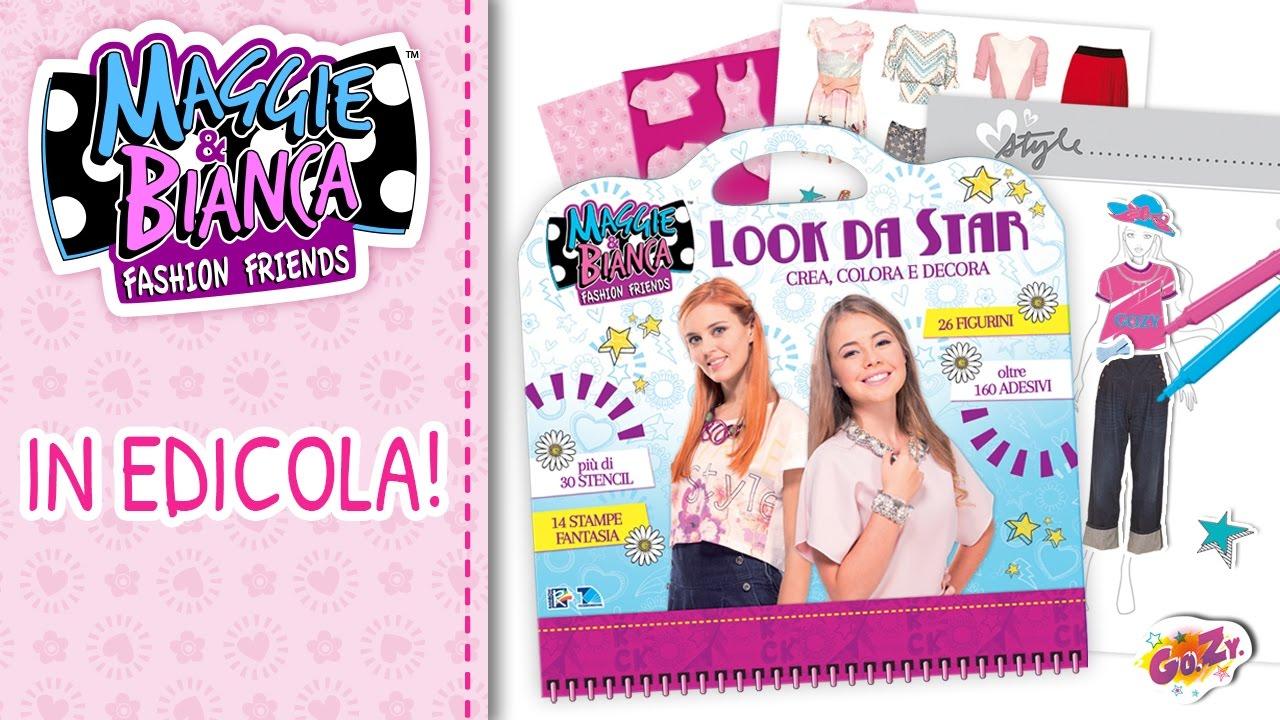 Maggie Bianca Fashion Friends Scopriamo Insieme Il Fashion Book