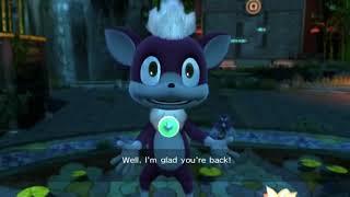 Sonic Unleashed Wii Dark Gaia Phoenix Boss Fight