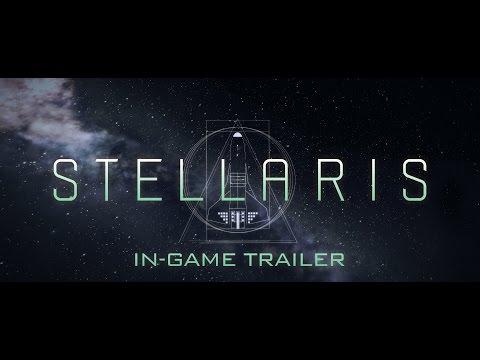 """Stellaris - """"The Vast Unknown"""" In-game Trailer GDC 2016"""