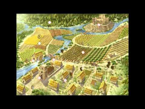 La Europa Feudal - La Ciudad Medieval.