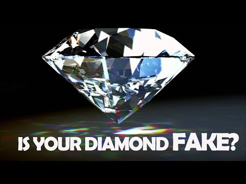 Thumbnail: How To Check If Your Diamond Is A Fake