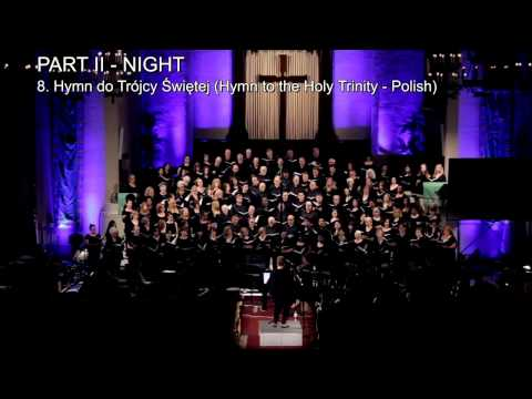 Christopher Tin - Calling All Dawns - Full Angel City Chorale Concert with Lyrics
