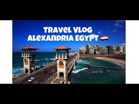 Travel Vlog || Alexandria Egypt || #TheGreatAlexandria