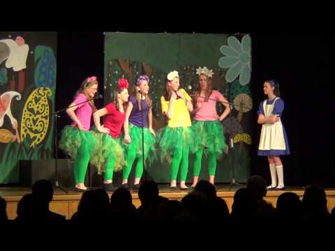 Alice In Wonderland Jr. ― Calvin Christian School Blaine