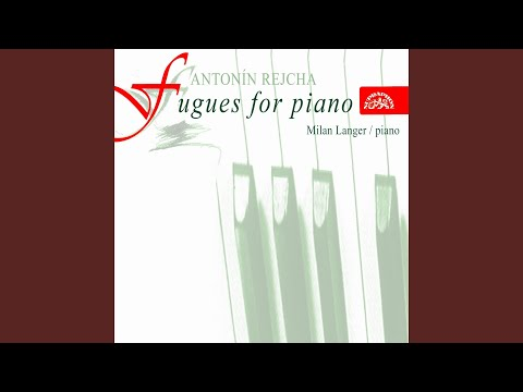 Thirty-six Fugues for Piano (Selection) , Op. 36 - Allegro moderato - in E/A (2/2) mp3