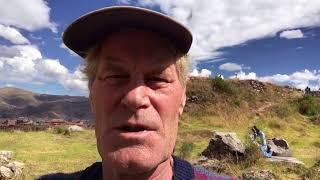 Exploring Ancient Inkilltambo Near Cusco Peru