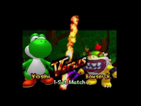 USUSA Game Design Club Let's Play Mario Power Tennis