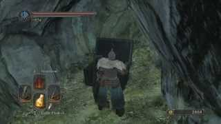 Dark Souls 2 - Soul Of The King and The Kings Armor Location