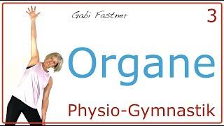 3/12♦️20 min. Organ-Gymnastik   ohne Geräte