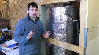 Hot water heater insulating jacket:  How much savings