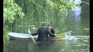 Свадебное видео в Саратове.Лодка перевернулась