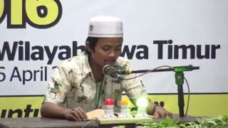 Video Ahmad Ibnu Hazm Finalis Lomba Baca Kitab Kuning PKS Jawa Timur, Peserta No 1 download MP3, 3GP, MP4, WEBM, AVI, FLV Februari 2018