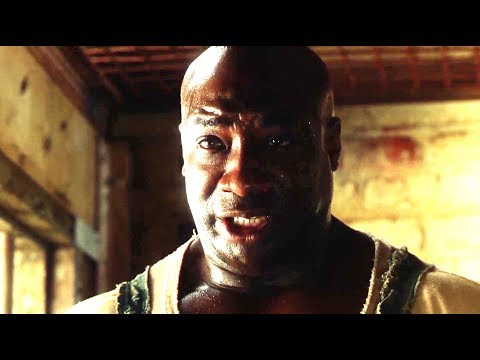 The Green Mile (1999) - John Coffey Arrival Green Mile