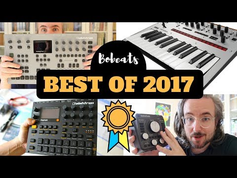 Best Synthesizers And Music Gear of 2017