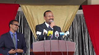 Abiy Ahmed, Ethiopia's Prime Minister, awarded  Nobel Peace Prize