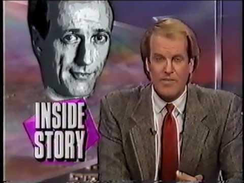Entertainment Tonight  Graham Chapman 1989 ill Health Report