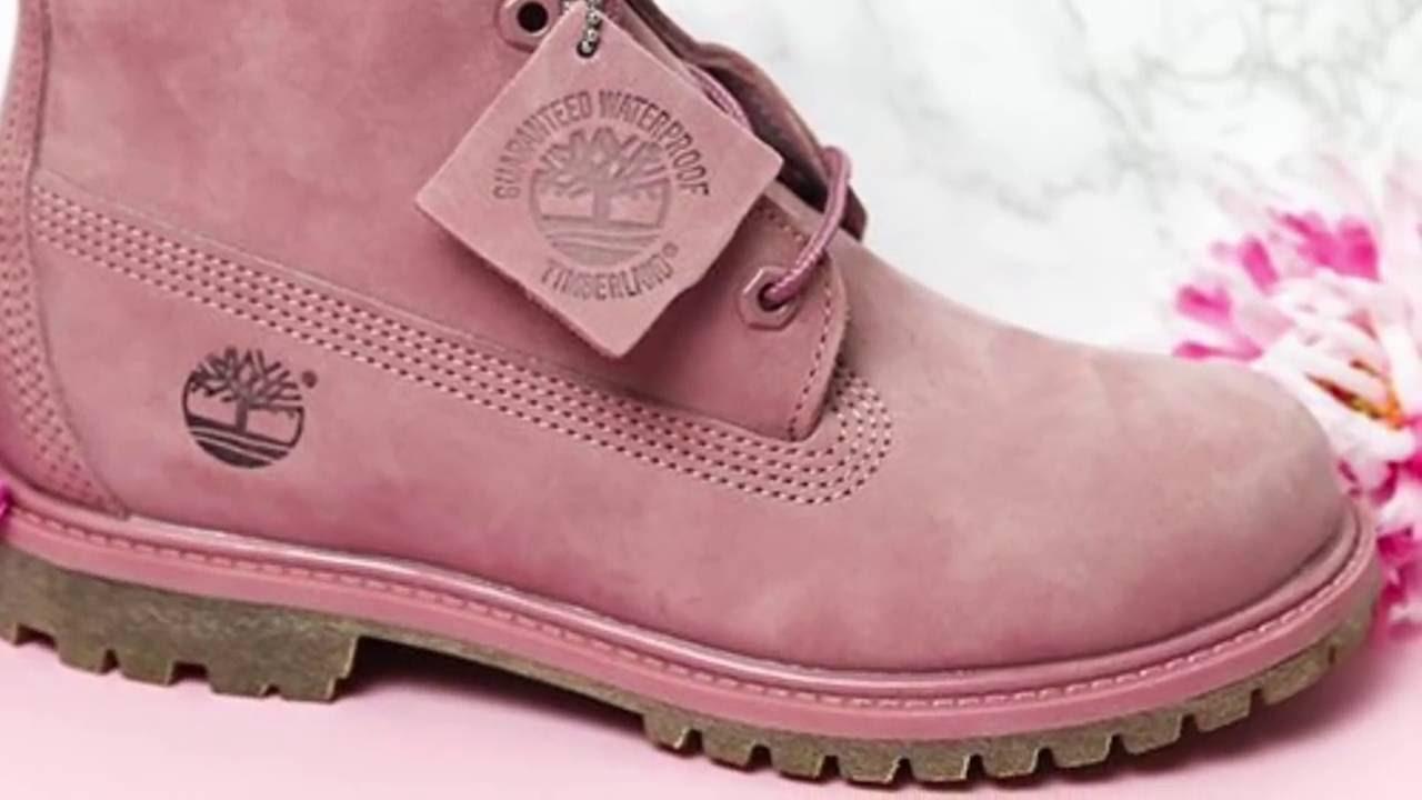 parásito Vislumbrar Preescolar  cómo limpiar botas timberland al instante (no se maltratan) ⭐️ how to clean  timberland boots - YouTube