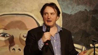 Dylan Moran on Liam Neeson - 'Off The Hook' 2016