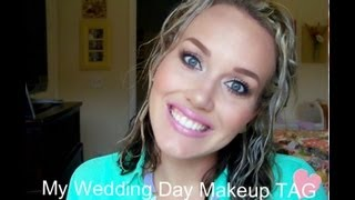 My Wedding Day Makeup Tutorial Tag Thumbnail