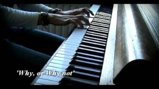 Why, or Why Not- Higurashi no naku koro ni (piano)