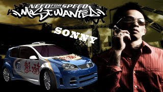 Need For Speed Most Wanted: Bye bye, Japa #2 (15° Chefe)