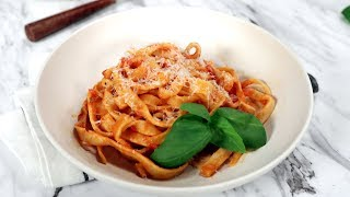The Easiest Homemade Pasta Recipe