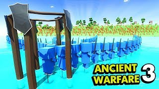 We're back in D-Day in Ancient Warfare 3, now with unit spawners! ▷...