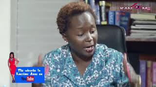 The drunk worker. Kansiime Anne. African comedy.