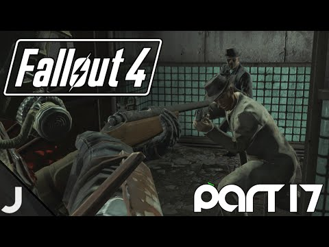 Triggermen! - Fallout 4 - Part 17 [Playthrough | Let's Play | Gameplay | 1080p 60fps]