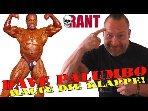 RANT - Dave Palumbo Mist ohne Ende
