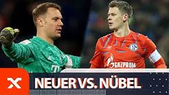Neuer vs. Nübel: Das Duell der 23-Jährigen | FC Bayern München - FC Schalke 04 | Bundesliga | SPOX