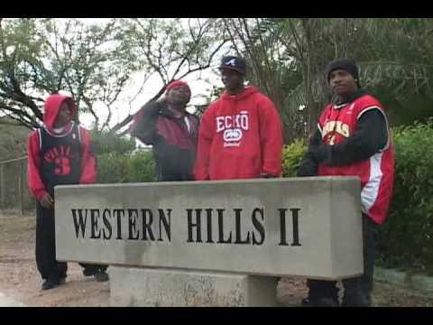 Wrecking Krew.  Welcome 2 the HOOD 2005 (Music Video)