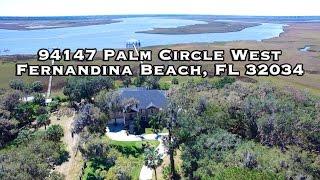 94147 Palm Circle West, Fernandina Beach, FL 32034