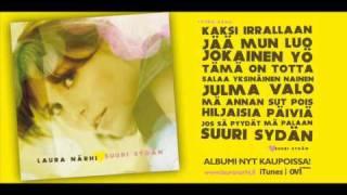 """Laura Närhi - Mä annan sut pois (Uusi albumi """"Suuri sydän"""" nyt kaupoissa)"""