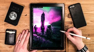 The Designers Review Of Affinity Photo On IPad Pro 2