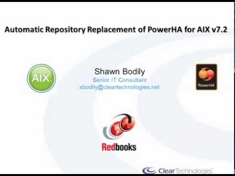 Automatic Repository Replacement in PowerHA v7.2
