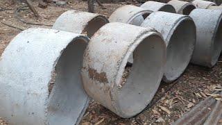 Como Descer Manilhas Na Cisterna