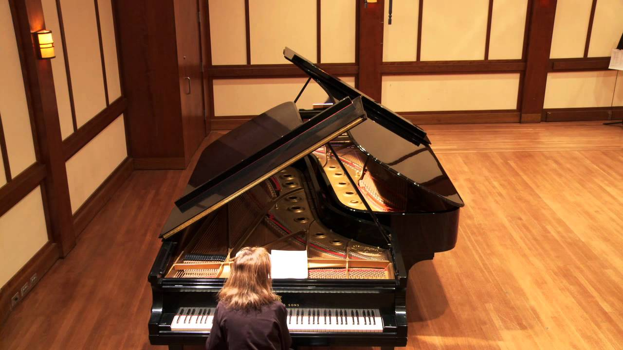 Preview of An American in Paris for Two Pianos - CMS