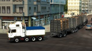 [ETS2 v1.35] Dolly Road Train
