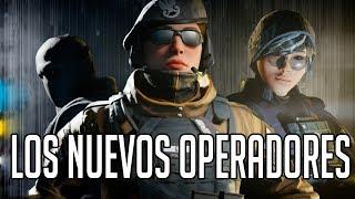 LOS NUEVOS OPERADORES   RAINBOW SIX SIEGE OPERATION WHITE NOISE c/ Drid y Val