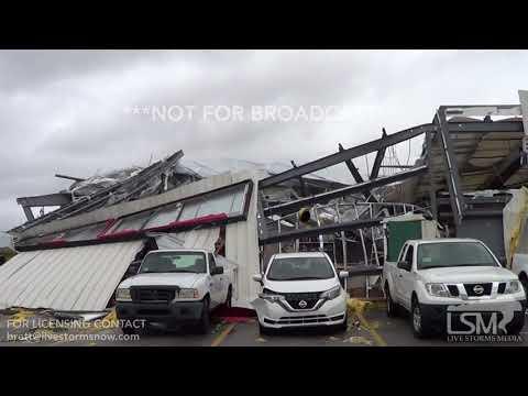 10-10-18 Panama City, FL - Downtown Damage