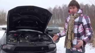 Автомобиль Ford Mustang Форд Мустанг Видео тест драйв