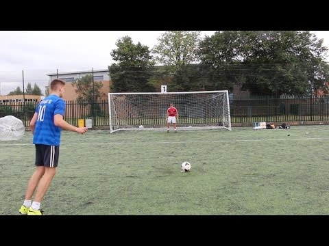 HUGE YOUTUBER PENALTY SHOOTOUT W/ BRUTAL FORFEIT!!