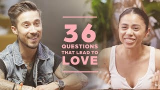 Can 2 Strangers Fall in Love with 36 Questions? Mikey + Jaylee