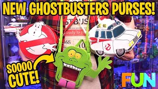REVIEW: Ghostbusters themed purses!